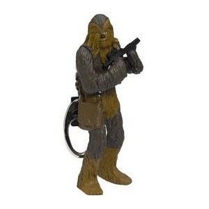 Брелок Star Wars: Чубакка181202Брелок с персонажем Чубакка из Звездных войн послужит прекрасным сувениром для поклонников киноэпопеи. Брелок-фигурка на металлическом кольце-держателе.