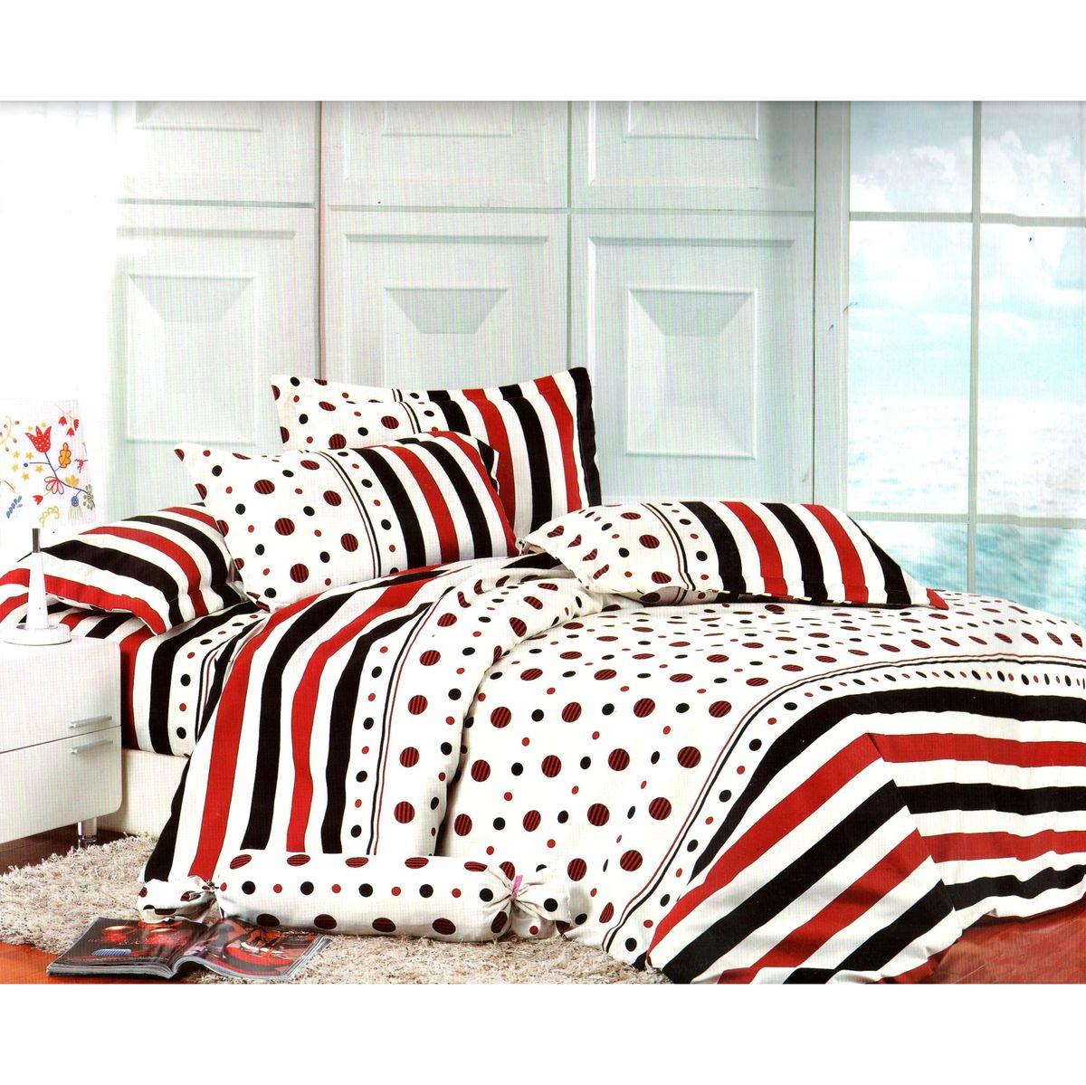 Комплект белья Этель, 1,5-спальный, наволочки 70x70. 103562103562