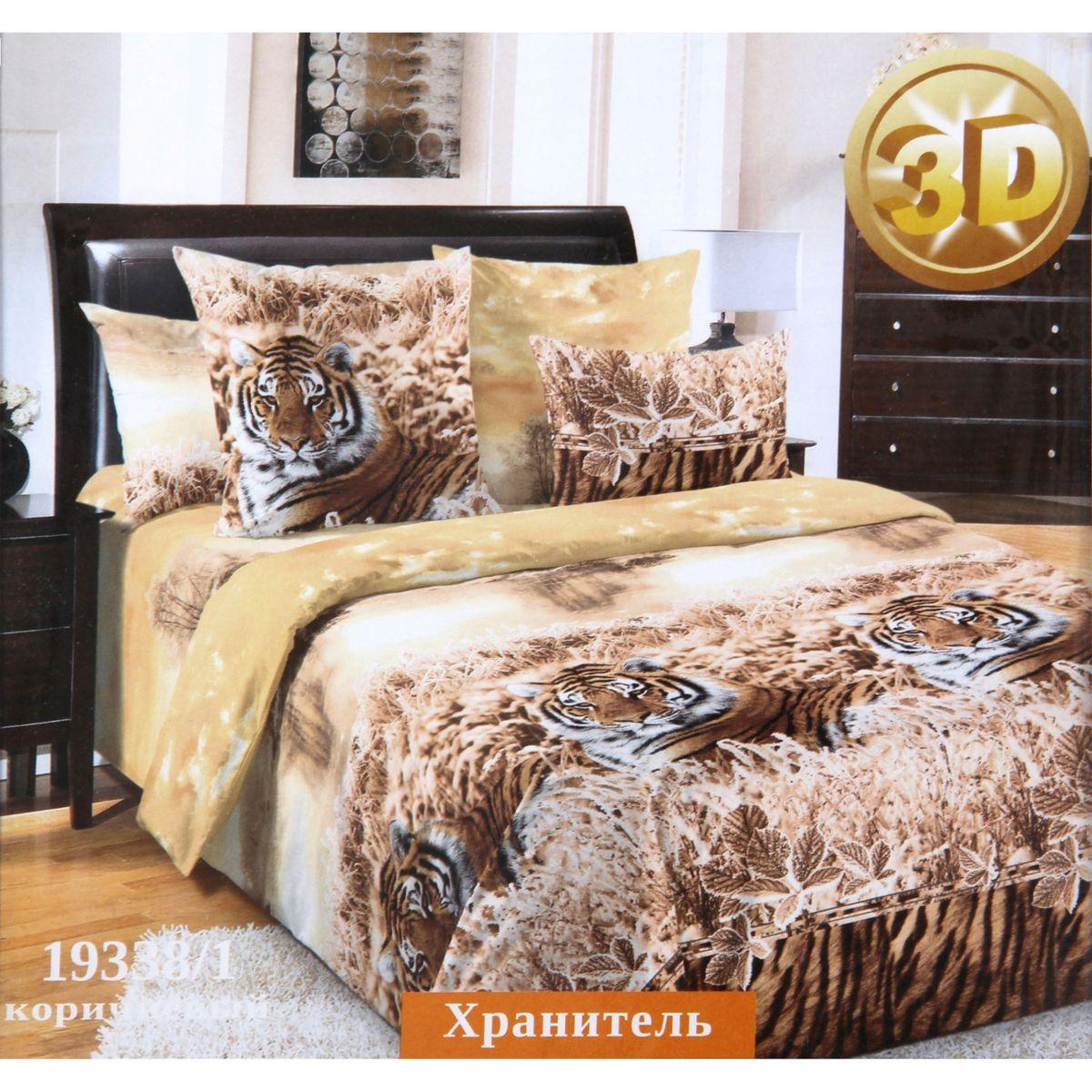 Комплект белья ROKO, евро, наволочки 70x70. 10434321043432постельное белье из хлопчатобумажной плотной ткани полотняного переплетения с набивным рисунком