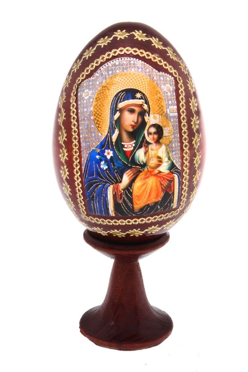 Сувенир Яйцо на подставке №4 Неувядаемый цвет 691101