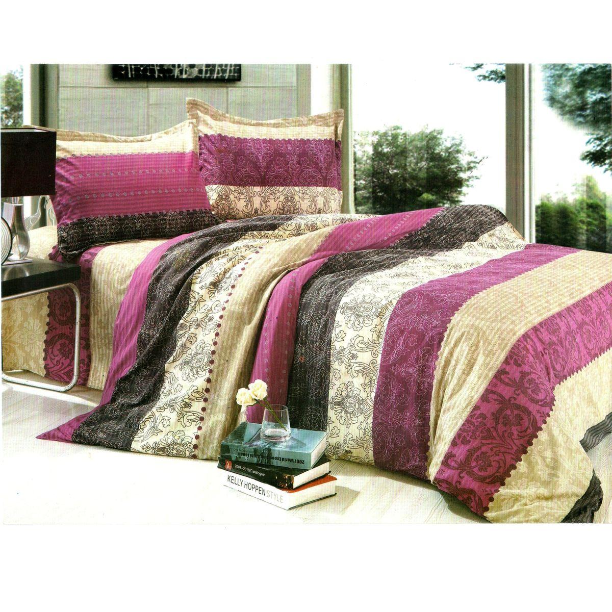 Комплект белья Этель, 1,5-спальный, наволочки 70x70. 824942824942