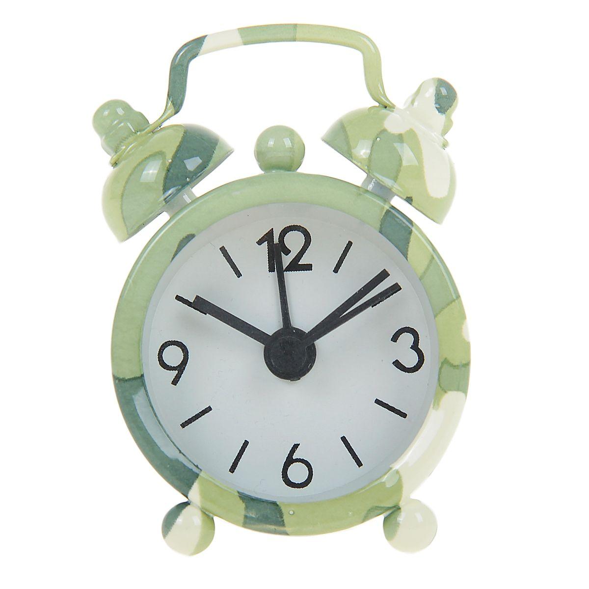 Часы-будильник Sima-land Хаки cg8 digital counter ac 110 220v