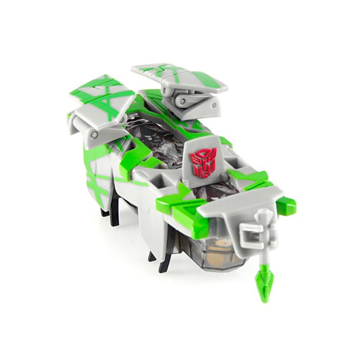 Hexbug Микро-робот Crosshairs477-3158_2Микро-робот Hexbug Crosshairs - один из представителей Автоботов. Имеет яркую серо-зеленую окраску, главное оружие - ракета. Оснащен скрытым всплывающим элементом, на котором изображена эмблема Автоботов. Микро-робот имеет 2 режима игры: тестовый, при котором микро-робот хаотично двигается, и боевой. В режиме боя на спине микро-робота активируется индикатор уровня жизни, олицетворяющий собой искру. При получении урона, зеленый индикатор становится желтым, а в дальнейшем - красным. После получения критического урона происходит деактивация Автобота. С Hexbug Crosshairs ваш ребенок получит массу удовольствия от игрового процесса! Микро-робот работает от 2 батареек типа AG13 (входят в комплект). Гарантия: 15 дней.