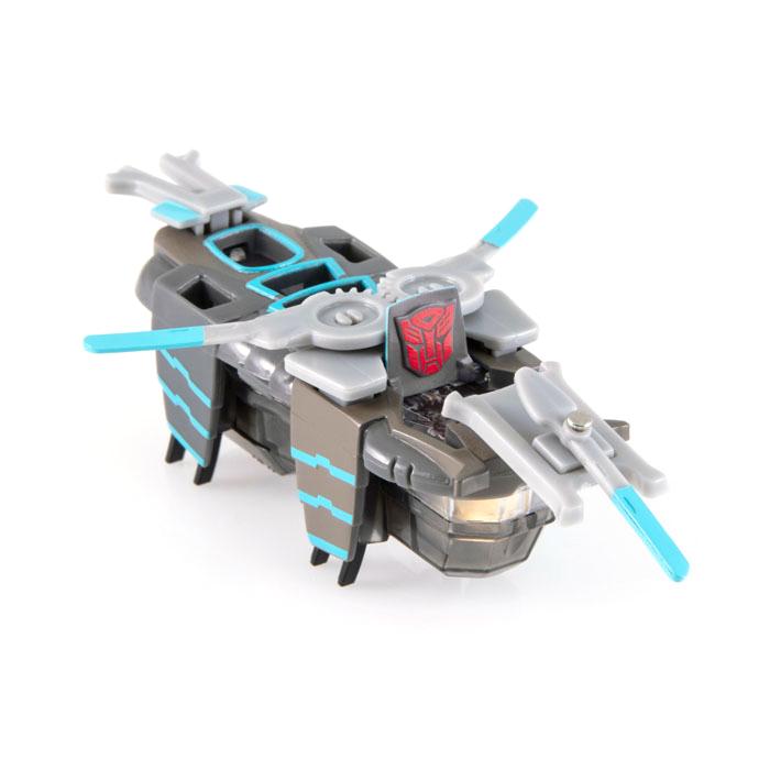 Hexbug Микро-робот Drift477-3158_3Микро-робот Hexbug Drift - один из представителей Автоботов. Имеет довольно агрессивный дизайн, вооружен длинными крыльями по бокам и ударным маятником спереди. Оснащен скрытым всплывающим элементом, на котором изображена эмблема Автоботов. Микро-робот имеет 2 режима игры: тестовый, при котором микро-робот хаотично двигается, и боевой. В режиме боя на спине микро-робота активируется индикатор уровня жизни, олицетворяющий собой искру. При получении урона, зеленый индикатор становится желтым, а в дальнейшем - красным. После получения критического урона происходит деактивация Автобота. С Hexbug Drift ваш ребенок получит массу удовольствия от игрового процесса! Микро-робот работает от 2 батареек типа AG13 (входят в комплект). Гарантия: 15 дней.