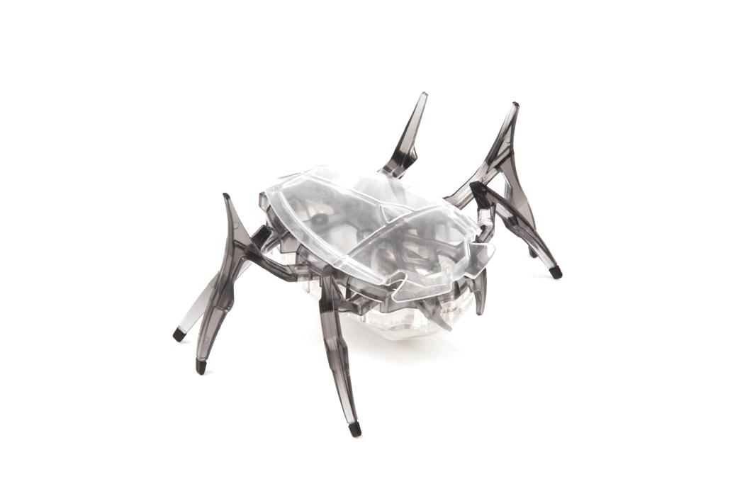 Микро-робот Hexbug Scarab, цвет: черный