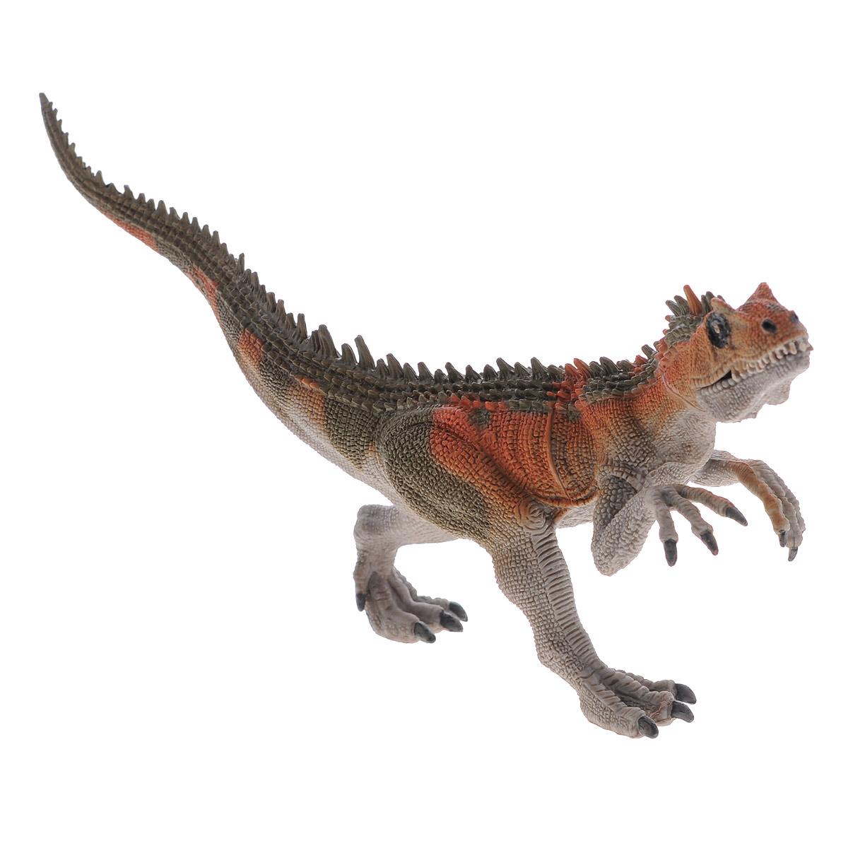 Фигурка Megasaurs Заурофагнакс с двигающейся пастью, цвет: серыйSV10513_серыйУдивительные фигурки динозавров из серии Megasaurs от компании HGL с высокой детализацией и тщательной проработкой элементов. Тема эпохи динозавров никогда не останется в прошлом! Каждый ребенок так или иначе интересовался этим доисторическим миром и мечтал о своем собственном динозавре. Серия игрушек Мегазавры окунет Вашего ребенка в загадочный, увлекательный, неизведанный доисторический мир! C этими игрушками можно разыграть разнообразные игровые сюжеты, связанные с этим периодом, в котором жили одни динозавры.