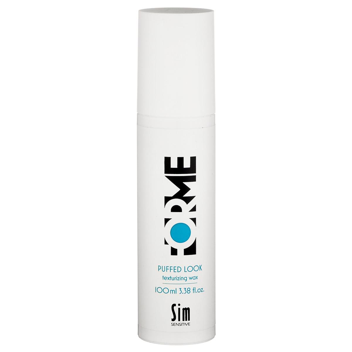 SIM SENSITIVE Текстурирующий воск для укладки волос FORME Puffed Look Texturizing Wax, 100мл