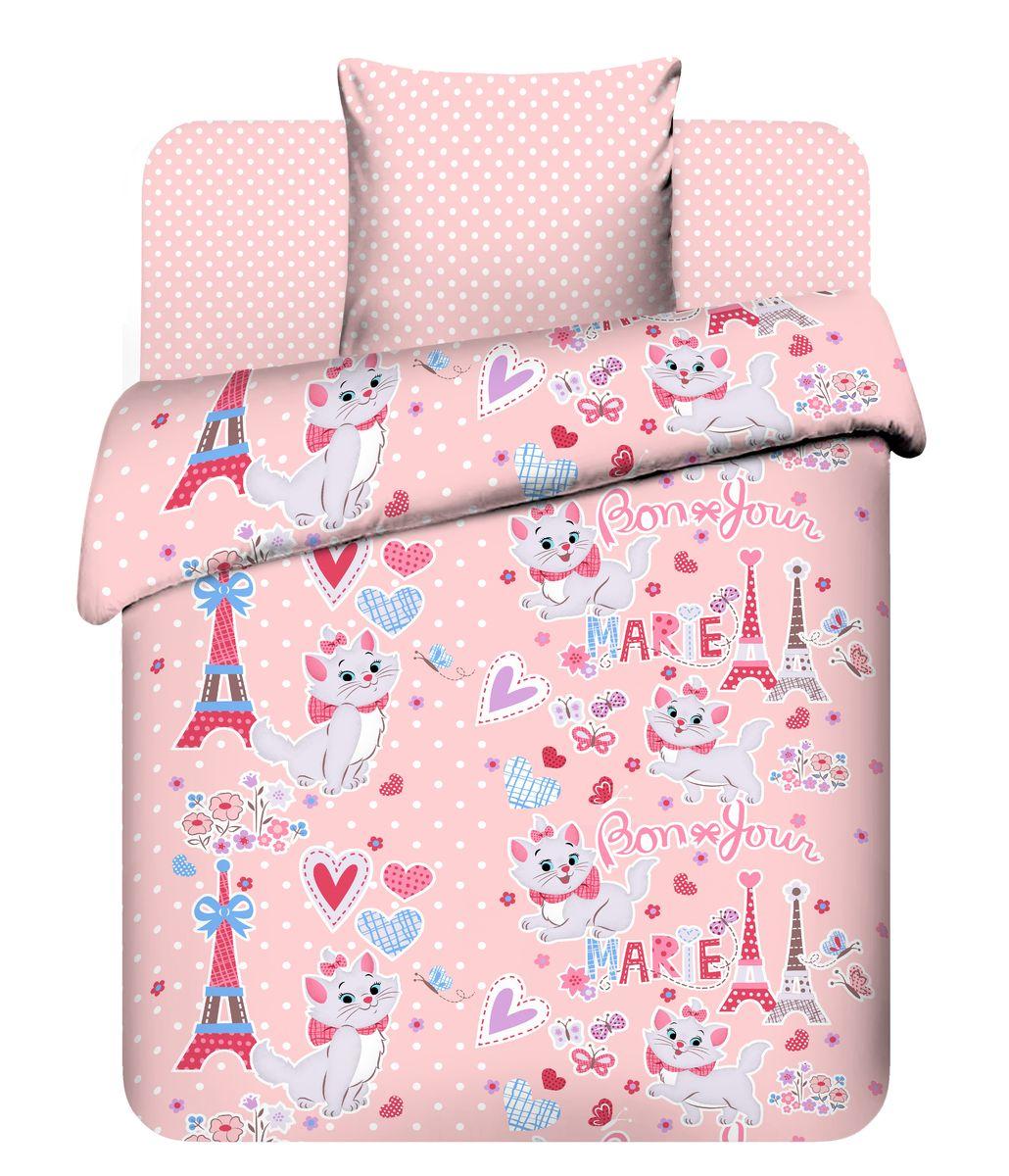 Василек Комплект детского постельного белья Мари в Париже