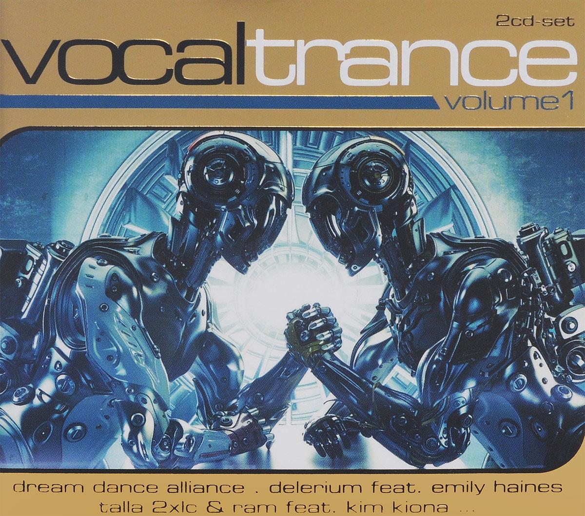 Vocal Trance. Volume 1 (2 CD) 2015 2 Audio CD