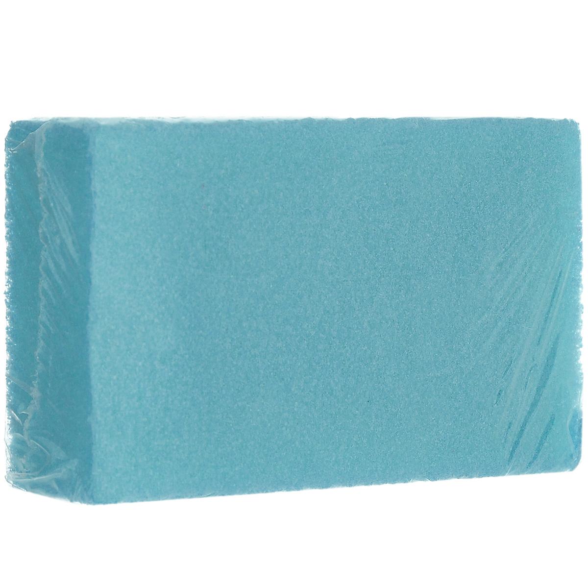 Пемза искусственная Eva, цвет: бирюзовый, 8 см х 5 см х 2,5 смТ74 бирюзаИскусственная пемза Eva изготовлена из пенополиуретана. Она в одно мгновение справиться с огрубевшей кожей ног. После ее использования кожа ваших ног станет гладкой и эластичной. Этот замечательный аксессуар пригодится и в ванной, и в бане.