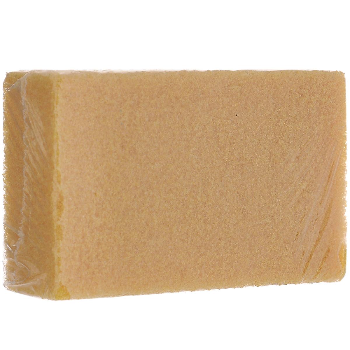 Пемза искусственная Eva, цвет: рыжий, 8 х 5 х 2,5 смТ74 рыжийИскусственная пемза Eva изготовлена из пенополиуретана. Она в одно мгновение справиться с огрубевшей кожей ног. После ее использования кожа ваших ног станет гладкой и эластичной. Этот замечательный аксессуар пригодится и в ванной, и в бане.