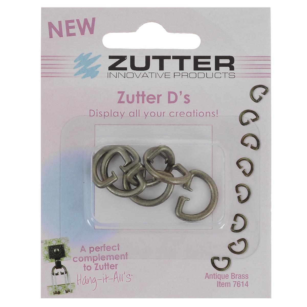 Скобы Zutter для сцепок, цвет: медный, 2 х 1 х 0,2 см, 6 штZUT7614Скобы для сцепки Zutter прекрасно подойдут для работ в технике скрапбукинг. Они изготовлены из металла в виде полукруга и предназначены для прикрепления к пружинке в скрап работах. Скрапбукинг - это хобби, которое способно приносить массу приятных эмоций не только человеку, который этим занимается, но и его близким, друзьям, родным. Это невероятно увлекательное занятие, которое поможет вам сохранить наиболее памятные и яркие моменты вашей жизни, а также интересно оформить интерьер дома.
