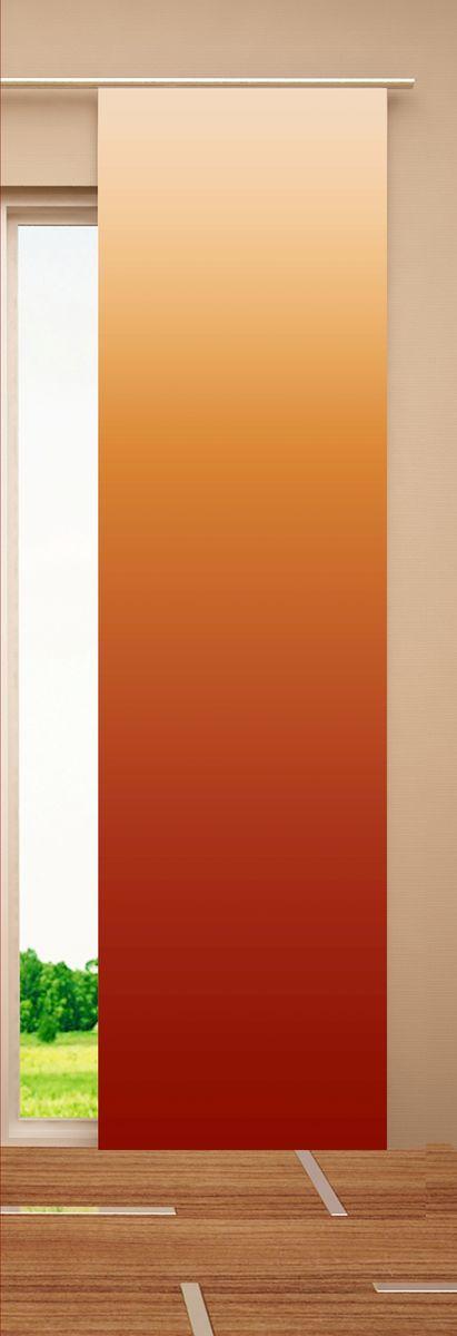 Японская панель цвет: бордово -оранжевй 60x270 (1шт) W678 (1985) 60х270 V272