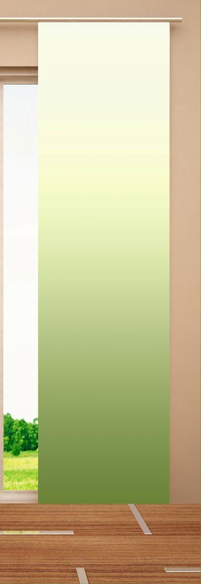 Японская панель цвет: зелено -белый 60x270 (1шт),W678 (1985) 60х270 V262