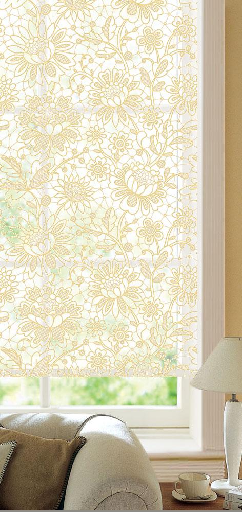 Мини ролло Garden Кремовые цветы 50х175 см, универсальное крепление1246050/21w2099Мини ролло Garden Кремовые цветы изготовлены из высокопрочной плотной ткани. Ткань не выцветает, обладает отличной цветоустойчивостью и сохраняет свой размер даже при намокании. Мини-ролло - это подвид рулонных штор, который закрывает не весь оконный проем, а непосредственно само стекло. Крепление универсальное, шторы крепятся либо скобами на раму, либо на крепление с двусторонним скотчем. Мини ролло Garden - это отличное решение для тех, кто не хочет утяжелять помещение тканевыми шторами. Они не только открывают пространство, но и легко регулируют подачу света в помещении. Происходит это с помощью шнура-цепочки.