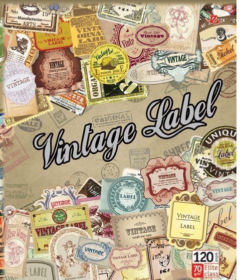 Тетрадь Seventeen Vintage Label, 60 листов. 2/3_Вид 12/3_Вид 1Тетрадь Seventeen Vintage Label с оригинальным изображением на обложке подойдет для выполнения любых работ. Обложка тетради с закругленными углами изготовлена из мелованного картона. Внутренний блок тетради на гребне состоит из 60 листов высококачественной бумаги повышенной белизны. Все листы расчерчены в клетку без полей.