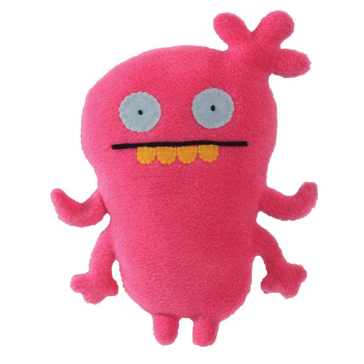 Uglydoll Мягкая игрушка Gorgeous 35 см4035779Плохой день на работе? Что-то не получается? Все надоело? Мягкая игрушка Uglydoll Gorgeous придет вам на помощь. Бренд, появившийся в 2001 году и завоевавший титул Лучшая игрушка года в 2006, продолжает набирать популярность по всему миру. Еще бы, ведь эти милые создания сделаны из абсолютно безопасных материалов и могут стать отличными друзьями - как для детей, так и для взрослых!