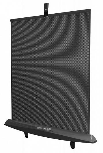 Munchkin солнцезащитные шторки Smart Shade , цвет: черный 12034