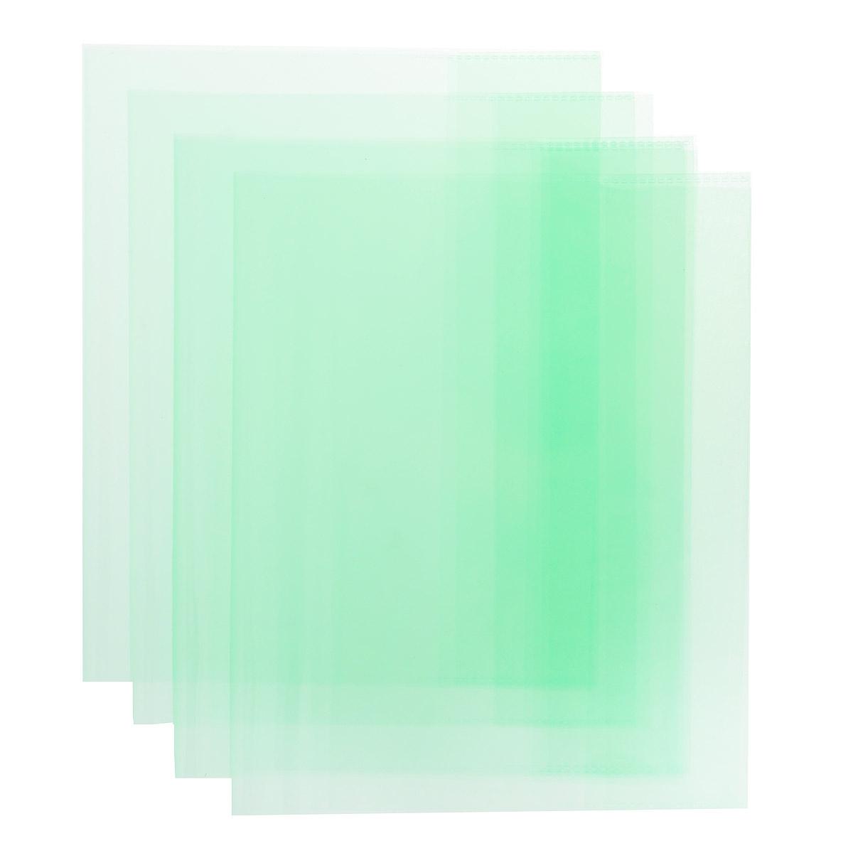 Набор цветных обложек для тетрадей и дневников Action, 21 см х 34,6 см, 5 штABC010/5_зеленыйНабор цветных обложек для тетрадей и дневников Action предназначены для защиты тетрадей, дневников от пыли, грязи и механических повреждений. Обложки с прозрачными клапанами. Рекомендовано для детей старше трех лет.