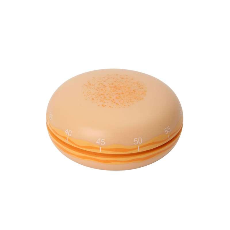 Кухонный таймер-макарони (абрикосовый), цвет: абрикосовый. 17840461_APR17840461_APRКухонный таймер-макарони (абрикосовый), цвет: абрикосовый. 17840461_APR