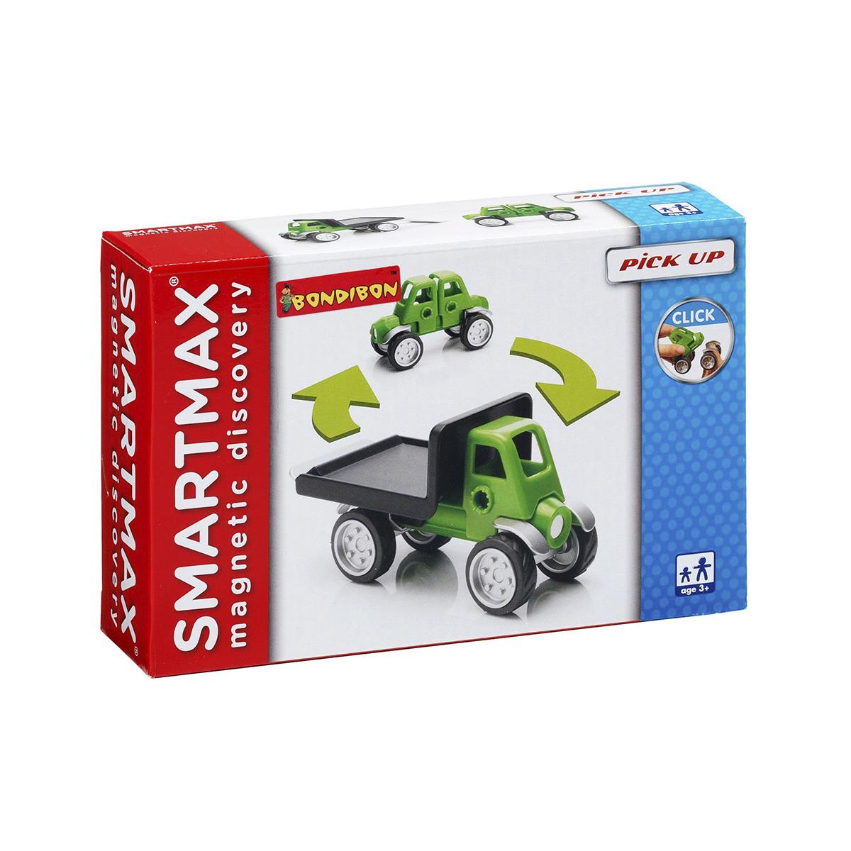 Bondibon Smartmax Конструктор магнитный Пикап