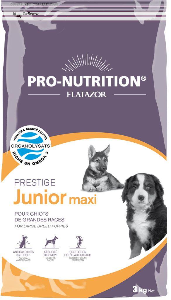 Flatazor Prestige Maxi junior 3 кг для щенков крупных пород