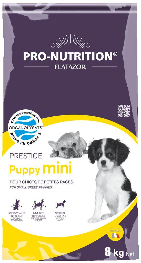 Flatazor Prestige Puppy mini 8 кг для щенков мелких пород