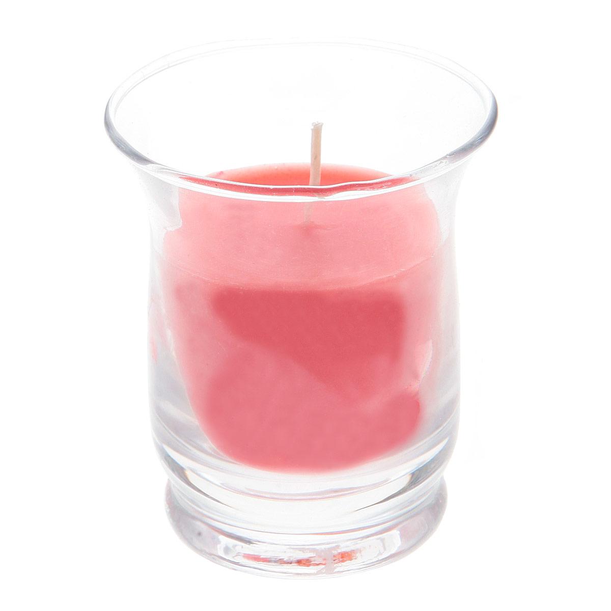 Свеча ароматизированная Sima-land Клубника, высота 7 см849620Ароматизированная свеча Sima-land Клубника изготовлена из воска и расположена в стеклянном стакане. Изделие отличается оригинальным дизайном и приятным ягодным ароматом. Такая свеча может стать отличным подарком или дополнить интерьер вашей комнаты.