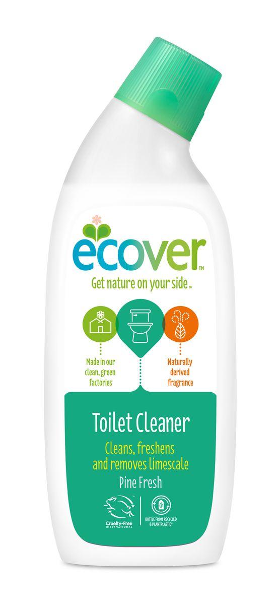 """Экологическое средство для чистки сантехники """"Ecover"""", с сосновым ароматом, 750 мл"""