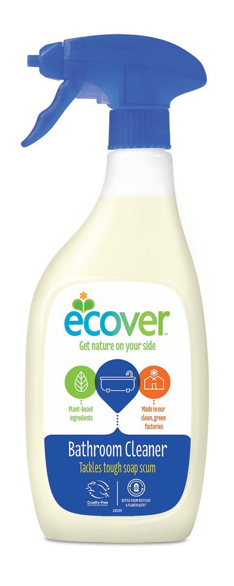 Экологический спрей Ecover Океанская свежесть для ванной комнаты , 500 мл00392Идеальное средство Ecover Океанская свежесть предназначено для чистки всех поверхностей в ванной комнате. Великолепно подходит для обычной сантехники, душевых кабин и акриловых ванн. Отлично удаляет известковый налет, остатки мыла, пятна ржавчины, придает блеск и глянец ванне, раковине, керамической плитке, хромированным изделиям, очищает поверхности из фаянса, фарфора, акрила, керамики не оставляя после себя химикатов. Не оказывает вредного влияния на кожу, безопасен при вдыхании, снижает риск аллергических реакций. Обладает приятным натуральным ароматом. Оснащен высокоэффективным распылителем с блокиратором ON/OFF. Не содержит соединений хлора и других агрессивных веществ, без синтетических ароматизаторов. Уровень pH: 3.5-4. Подходит для использования в домах с автономной канализацией. Не наносит вреда любым видам септиков!