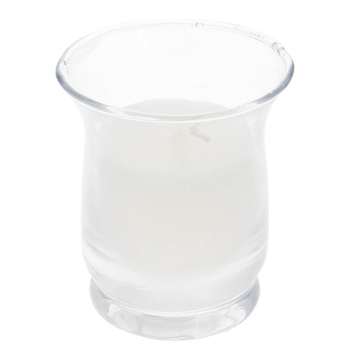 Свеча ароматизированная Sima-land Лилия, высота 7 см849627Ароматизированная свеча Sima-land Лилия изготовлена из воска и расположена в стеклянном стакане. Изделие отличается оригинальным дизайном и приятным цветочным ароматом. Такая свеча может стать отличным подарком или дополнить интерьер вашей комнаты.