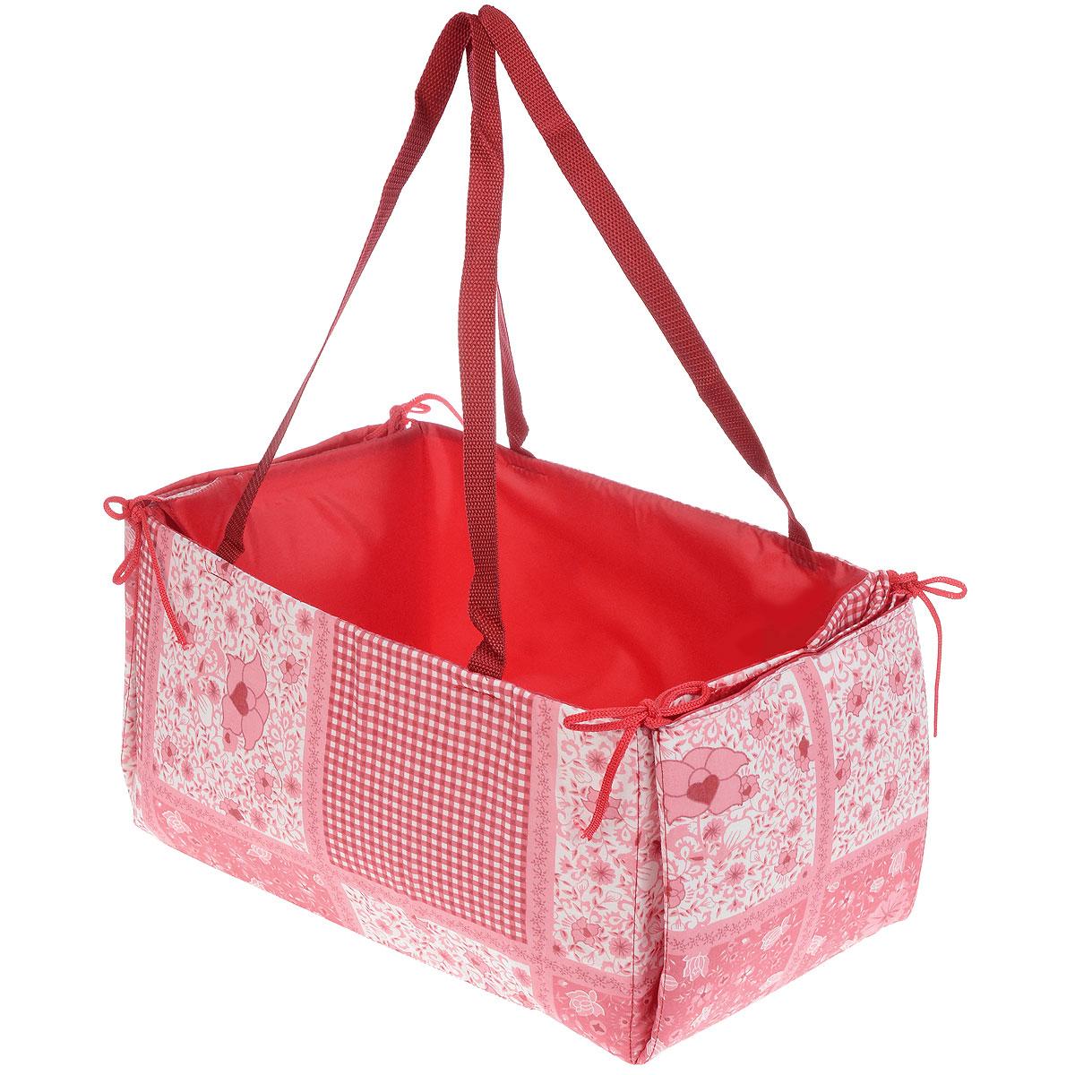 Коврик для пикника Eva Лукошко, цвет: красный, 70 х 87 смК16 красныйКоврик для пикника Eva Лукошко, изготовленный из хлопка и полиэтилена, может использоваться как корзина для пикника, а также вместо стола и стульев на свежем воздухе. Непромокаемая сторона защитит от грязи и влаги, а также будет идеальной поверхностью для чистки и сортировки грибов и ягод. Коврик прекрасно подходит для отдыха на природе, для пикников, туристических походов и путешествий. Имеет два способа сложения. Размер коврика: 70 х 87 см. Размер (в собранном виде): 40 х 35 х 23 см.