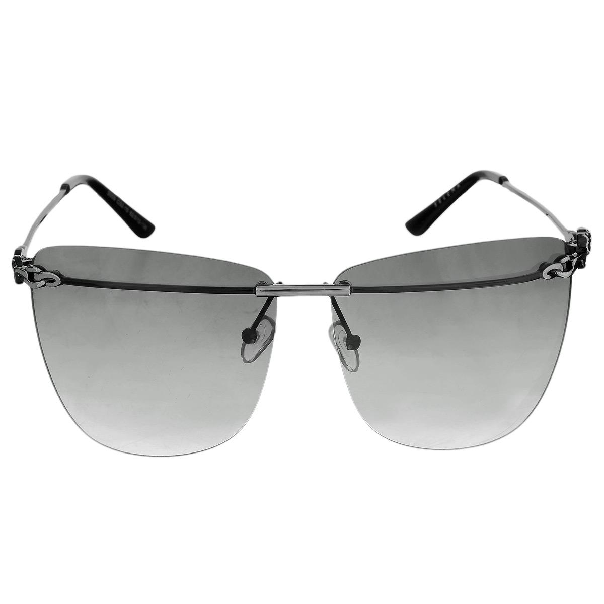 Солнцезащитные очки женские Selena, цвет: черный. 8003252180032521