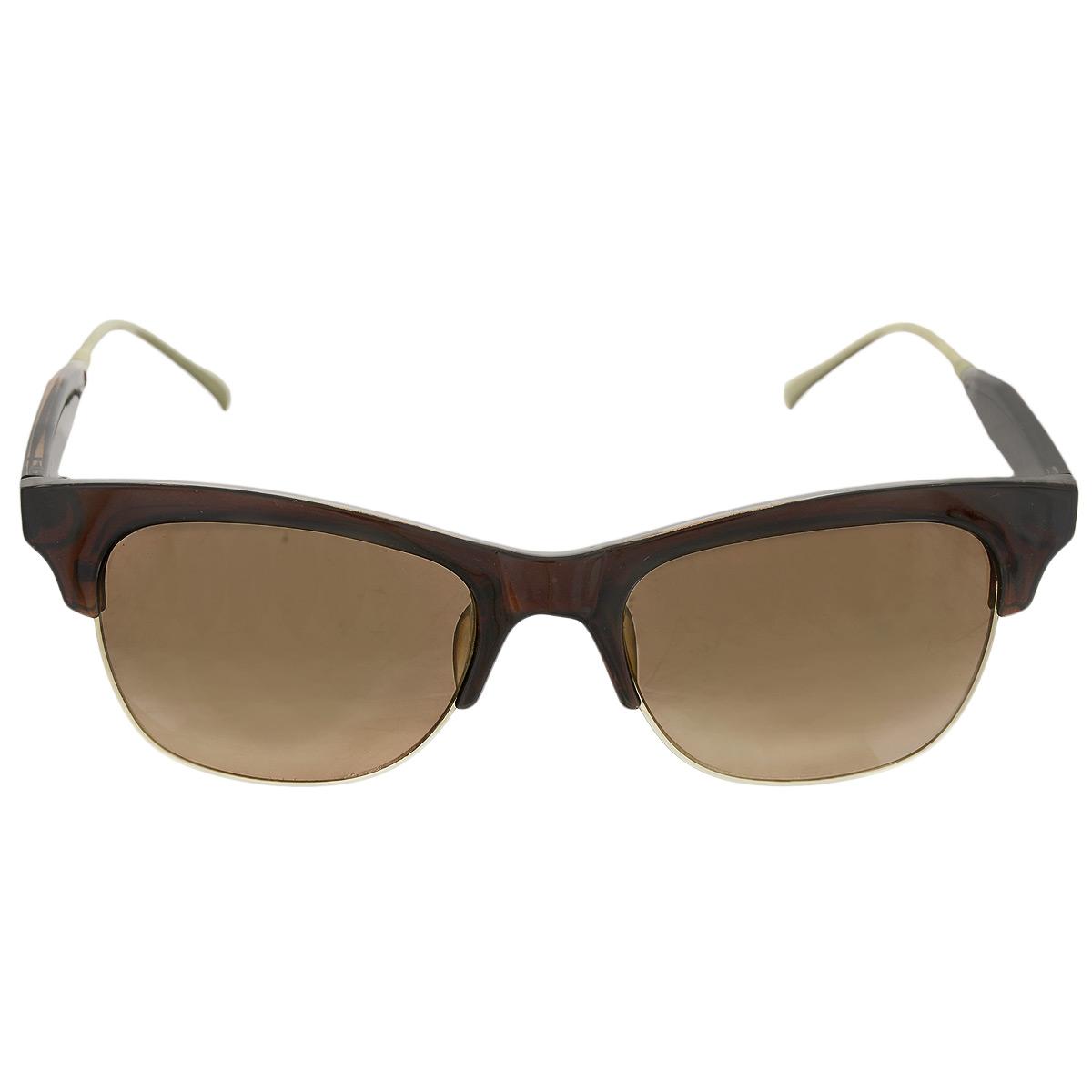 Солнцезащитные очки женские Selena, цвет: черный. 8003144180031441Солнцезащитные очки Selena, выполненные с линзами из высококачественного пластика PC с зеркальным эффектом fresh mirror. Степень защиты - UV400. Используемый пластик не искажает изображение, не подвержен нагреванию и вредному воздействию солнечных лучей. Линзы данных очков с высокоэффективным UV-фильтром обеспечивают полную защиту от ультрафиолетовых лучей. Металлическая оправа очков легкая, прилегающей формы и поэтому не создает никакого дискомфорта. Такие очки защитят глаза от ультрафиолетовых лучей, подчеркнут вашу индивидуальность и сделают ваш образ завершенным.