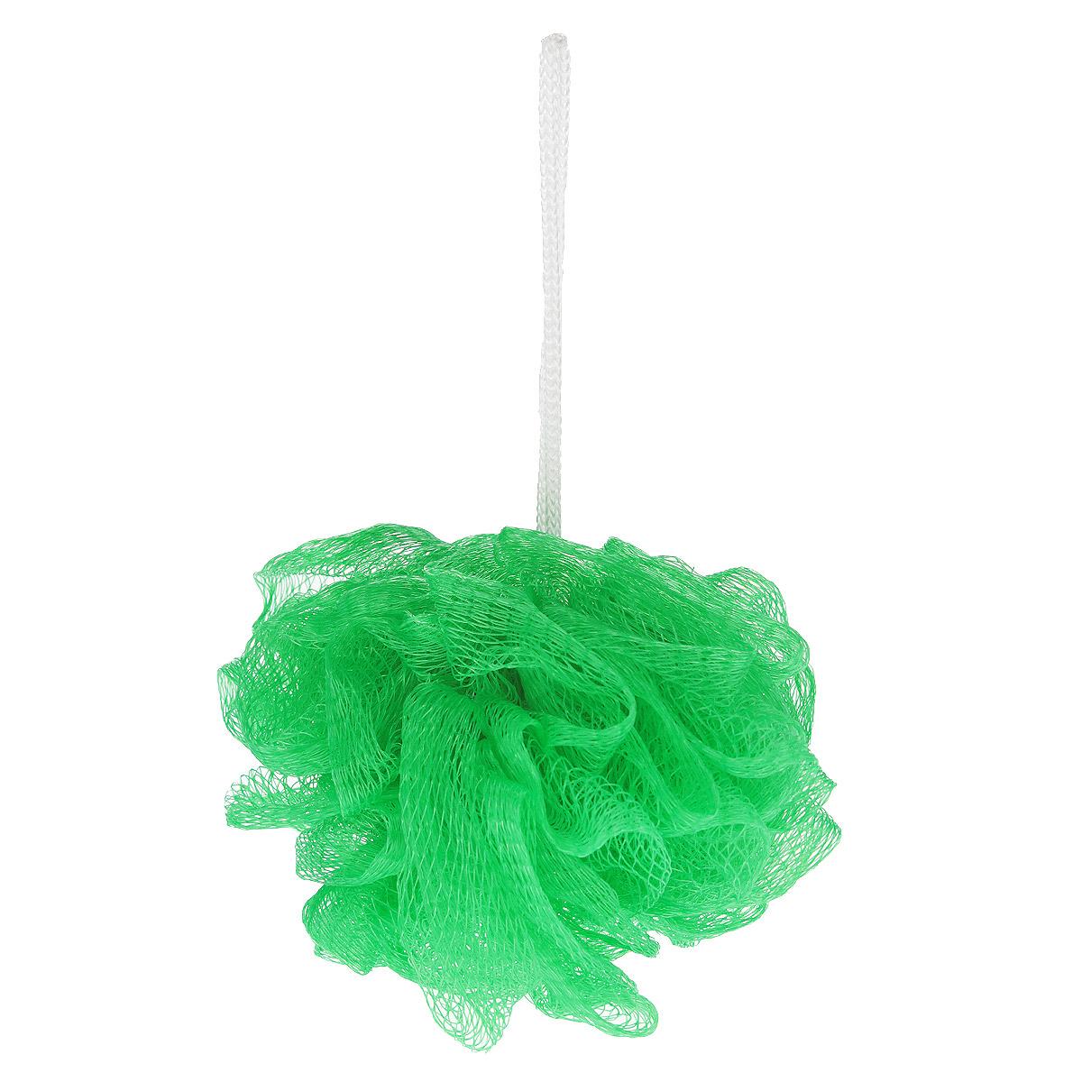 Мочалка Eva Бантик, цвет: зеленый, диаметр 11 смМС45 зеленыйМочалка Eva Бантик, выполненная из нейлона, предназначена для мягкого очищения кожи. Она станет незаменимым аксессуаром ванной комнаты. Мочалка отлично пенится, обладает легким массажным воздействием, идеально подходит для нежной и чувствительной кожи. На мочалке имеется удобная петля для подвешивания. Диаметр: 11 см.