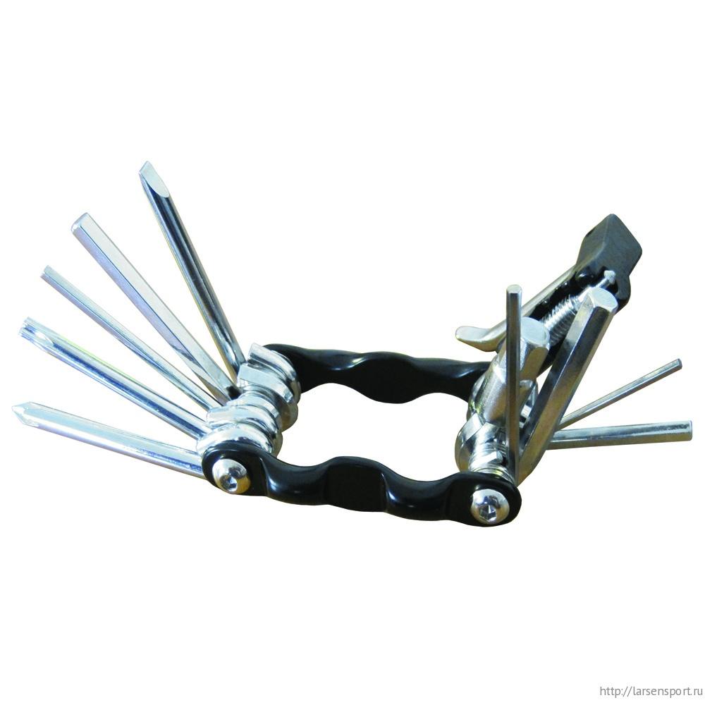 Набор велосипедных инструментов складной