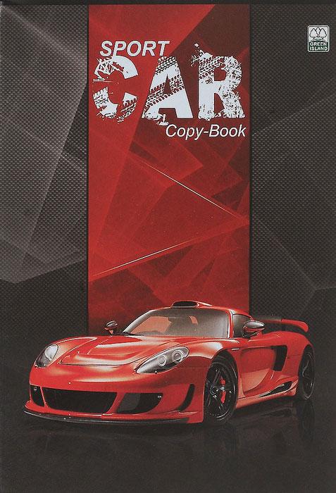 Тетрадь Sport Cars, цвет: черный, красный, 96 листов, формат А46641/3_краснаяУниверсальная тетрадь Sport Cars формата А4 подойдет как для работы, так и для учебы. Обложка тетради изготовлена из мелованного картона и дополнена изображением красного автомобиля. Внутренний блок тетради соединен металлическими скрепками и состоит из 96 листов белой бумаги, которая отвечает требованиям всех стандартов качества. Все листы расчерчены в клетку без полей.