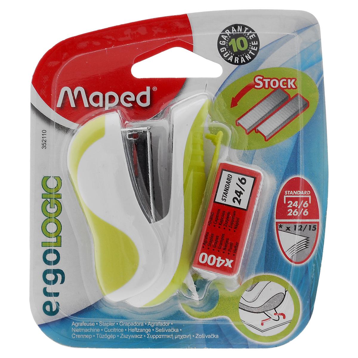 Степлер Maped