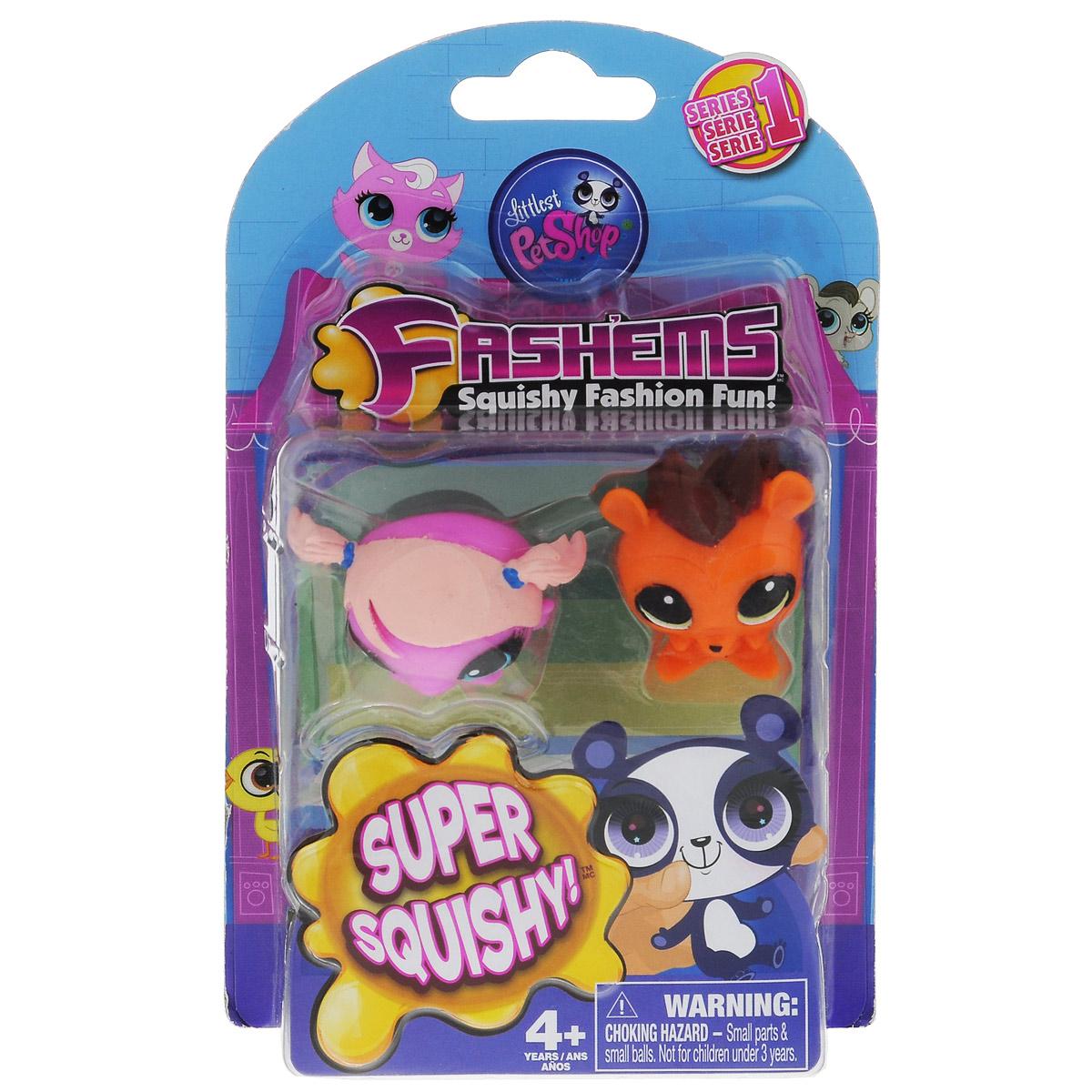 Игрушки-мялки Fash'Ems