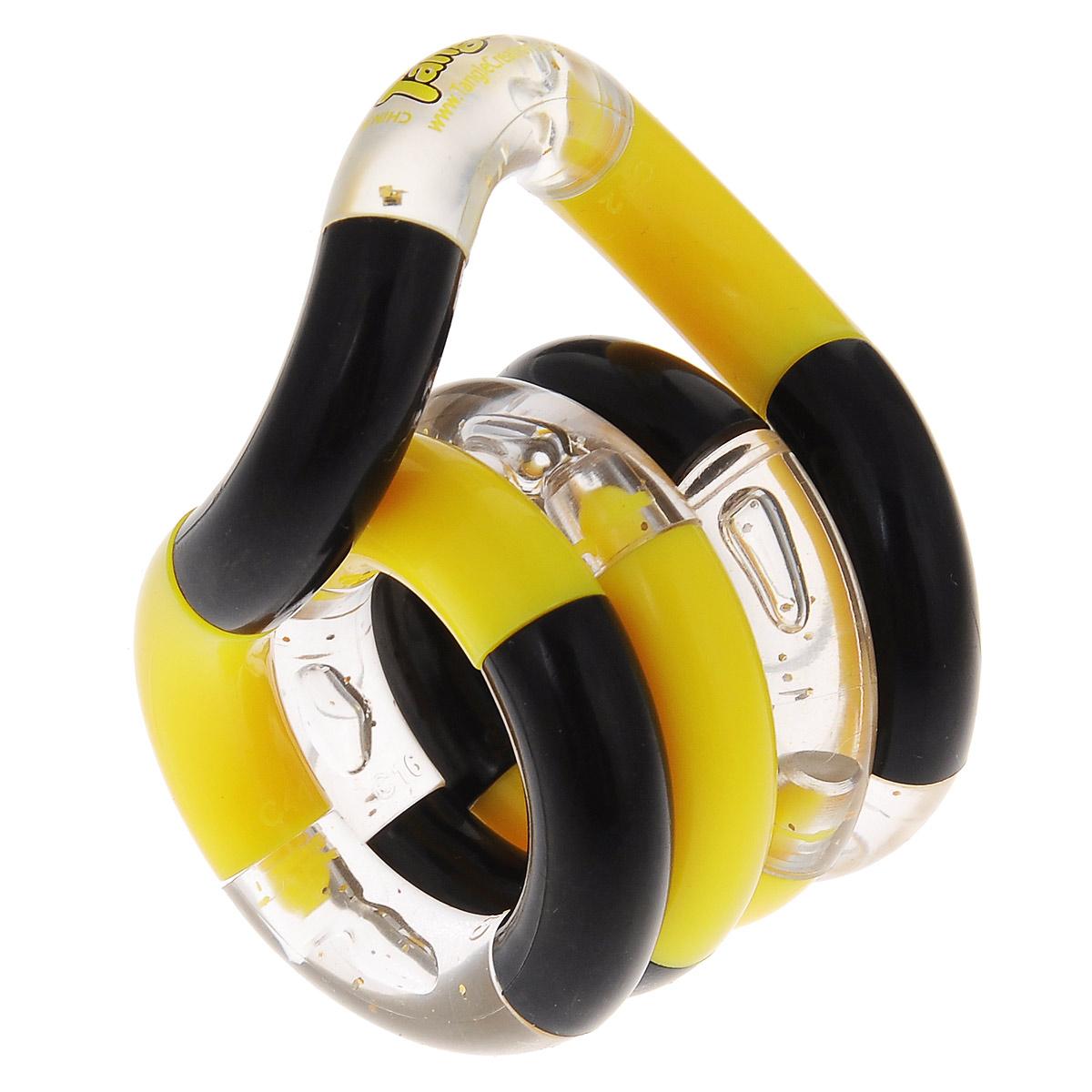 "Змейка ""Tangle. Классик"", цвет: желтый, черный"