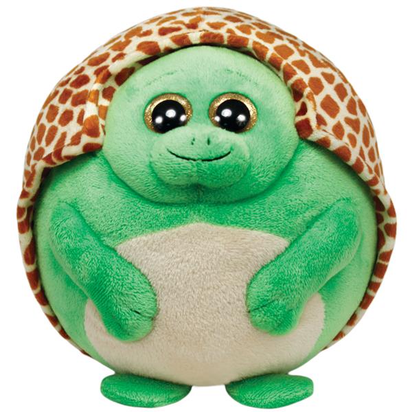 TY Мягкая игрушка Черепашка Zoom 10 см ( 38019 )