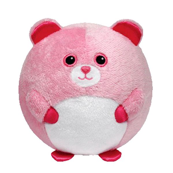 TY Мягкая игрушка Медвежонок Pinky 11 см ( 38117 )