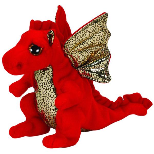 TY Мягкая игрушка Дракон Legend 22 см ( 41146 )