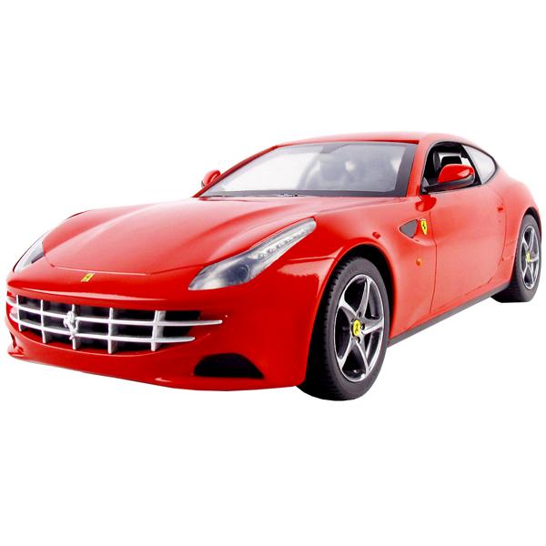 Rastar Радиоуправляемая модель Ferrari FF цвет красный масштаб 1:1447400Автомобиль на радиоуправлении Ferrari FF Движение: врерёд, назад, влево, вправо. Скорость движения машинки до 10км/ч При движении святятся передние и задние фары Радиус действия пульта до 20 метров Батарейки: 1х9v для пульта управления и 5хAA для автомобиля Цвет: красный, белый, серебристый. При заказе указывайте какой цвет вам нужен. масштаб 1:14 Размер машинки: 33 х 15 х 9 см Размер упаковки: 43 х 22 х 17 см Возраст: от 4-х лет.