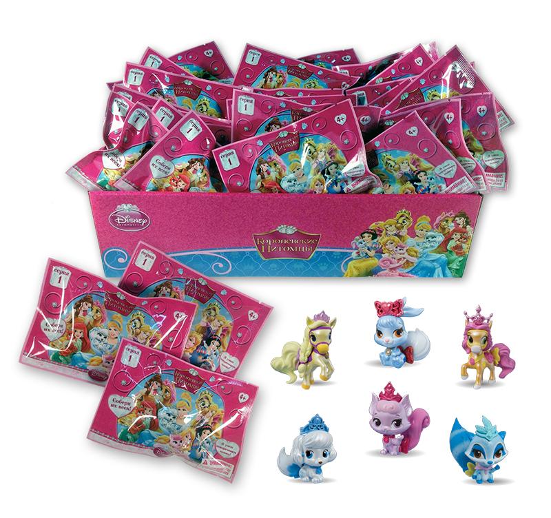 Disney Princess Мини-фигурка Королевские питомцы Серия 1 ( 76192 )