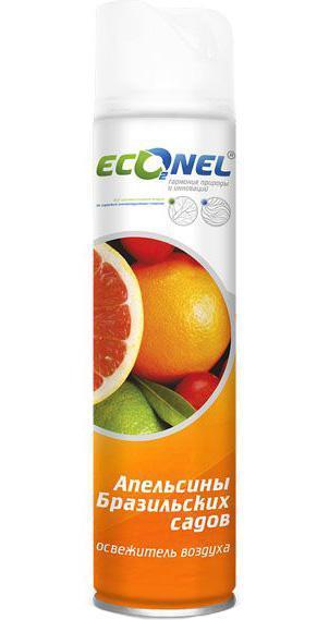 Освежитель воздуха Econel Апельсины бразильских садов870163Освежитель воздуха Econel Апельсины бразильских садов