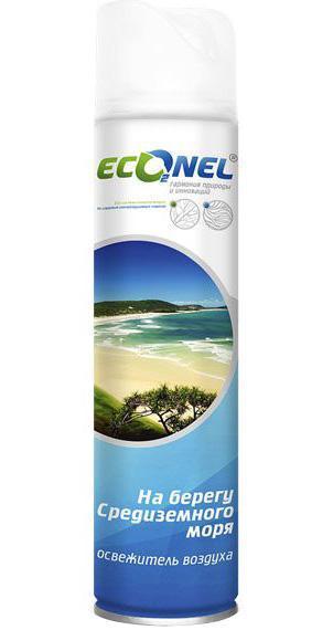 Освежитель воздуха Econel На берегу Средиземного моря870160Освежитель воздуха Econel На вершине Альпийских гор
