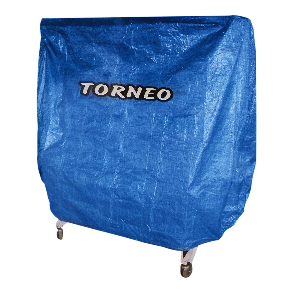 """TORNEO Чехол для теннисного стола """"Torneo"""", цвет: синий, 155 см х 45 см х 140 см"""