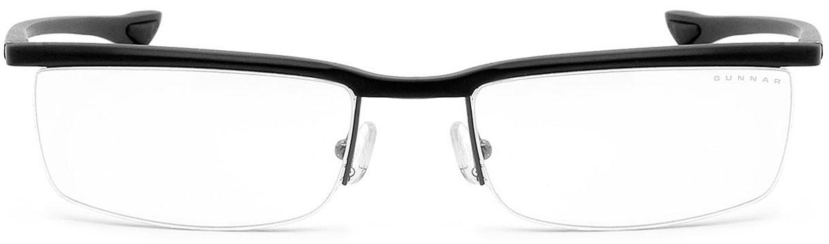 Gunnar Optiks Emissary, Onyx Crystalline компьютерные очкиST003-C00103zGunnar Optiks Emissary, Onyx Crystalline сочетают в себе четкую геометрию линий, сильные грани, алюминиево-магниевый сплав для тех, кто привык четко видеть свой путь. Пружинные шарниры спрятаны в прочно спроектированных дужках. Трехмерно регулируемые носовые упоры позволят достичь идеальной посадки. Полуоправная конструкция крепления линз обеспечивает беспрепятственный обзор нижнего поля зрения. Покрытие линзы i-Fi Pro Lens Coatings обладающим антибликовым действием нанесено с обеих сторон линзы, что делает их кристально прозрачными. Предназначенные для широкого круга пользователей Emissary четко определяют каждый аспект.