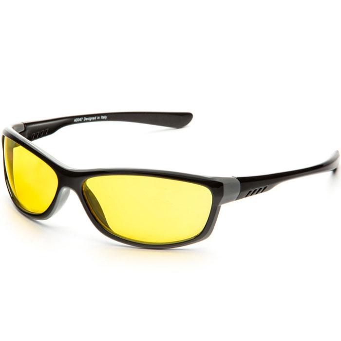 SP Glasses AD047 Premium, Black Grey водительские очкиAD047Комбинированные очки SP Glasses AD047 Premium подходят для активного отдыха в вечернее и ночное время суток, также рекомендуются для вождения автомобиля в условиях плохой видимости.